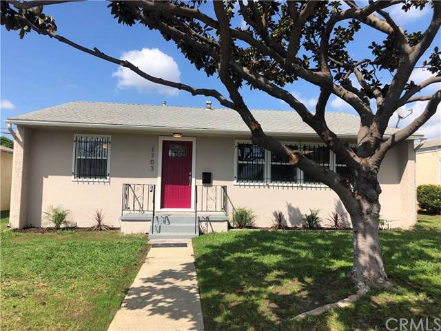 1703 W Imperial, Los Angeles (City), CA 90047 (#DW19224657) :: Allison James Estates and Homes