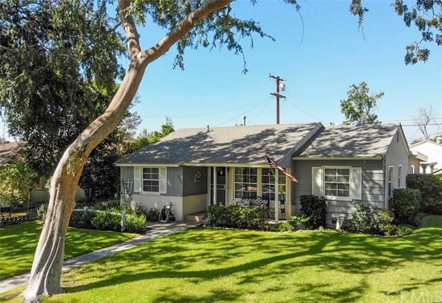 601 N Vallejo Way, Upland, CA 91786 (#CV19223717) :: Berkshire Hathaway Home Services California Properties