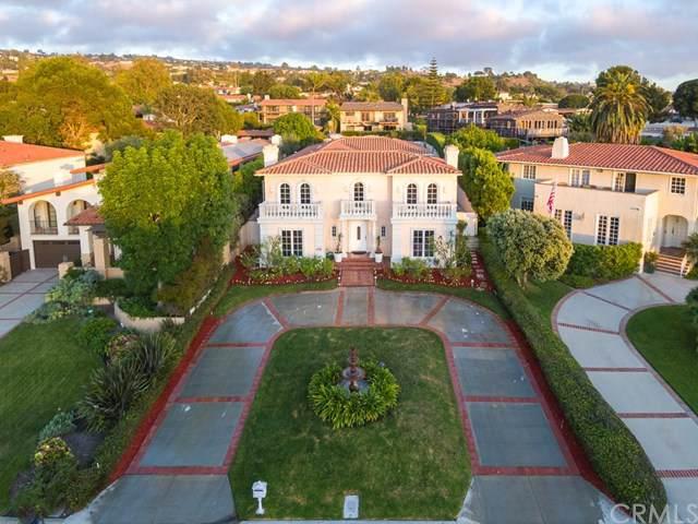 1744 Paseo Del Mar, Palos Verdes Estates, CA 90274 (#WS19224697) :: Fred Sed Group