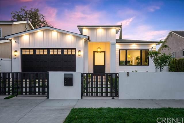 4937 Greenbush Avenue, Sherman Oaks, CA 91423 (#SR19224521) :: Veléz & Associates