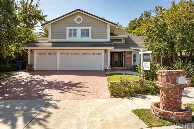 23632 Elkwood Street, West Hills, CA 91304 (#SR19223723) :: Allison James Estates and Homes