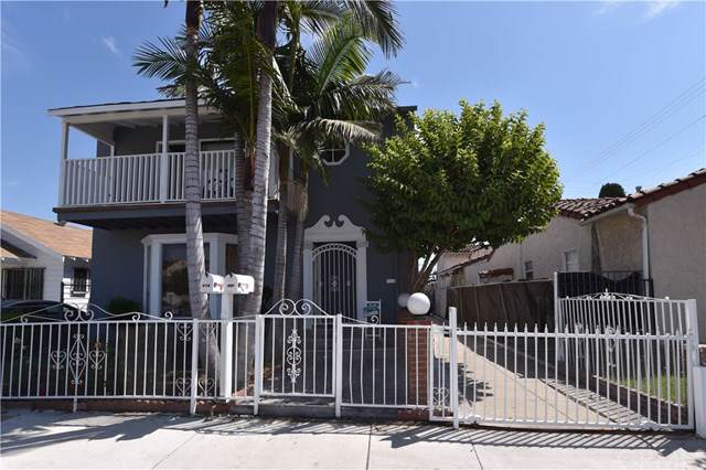 678 Fraser Avenue, East Los Angeles, CA 90022 (#DW19223936) :: The Parsons Team