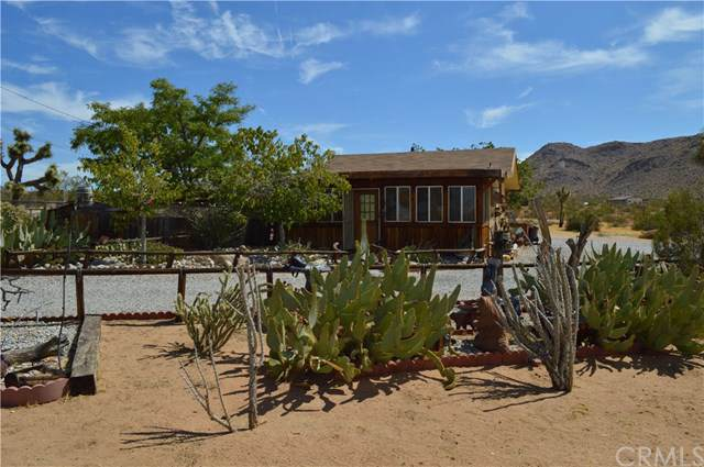 63457 Quail Springs Rd, Joshua Tree, CA 92252 (#JT19222754) :: Berkshire Hathaway Home Services California Properties