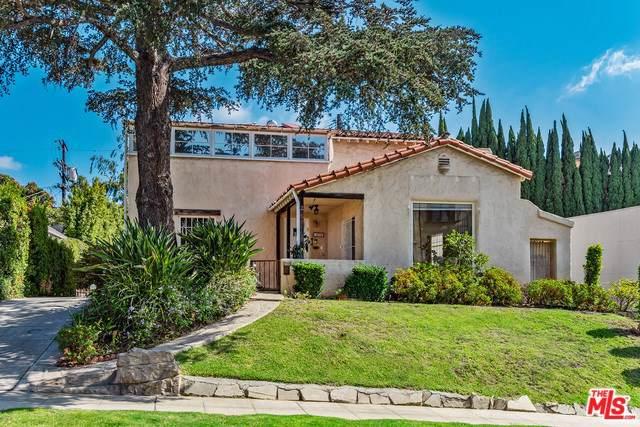 10334 Wilkins Avenue, Los Angeles (City), CA 90024 (#19512896) :: California Realty Experts