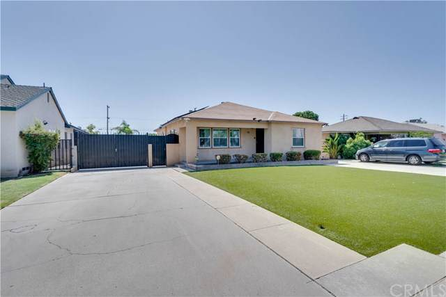 121 Columbus Street, Bakersfield, CA 93305 (#NS19220904) :: Fred Sed Group