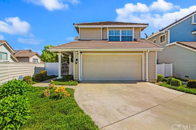 16623 Chariot Place, Hacienda Heights, CA 91745 (#OC19221820) :: Allison James Estates and Homes