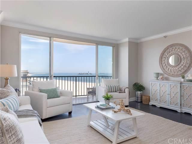 850 E Ocean Boulevard #803, Long Beach, CA 90802 (#SB19222034) :: Heller The Home Seller