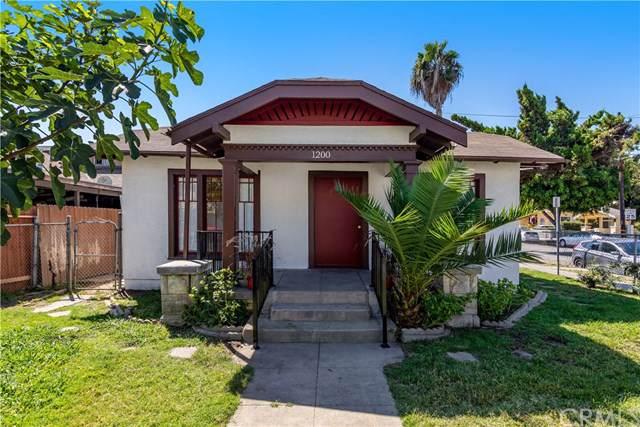 1200 East 10th, Long Beach, CA 90813 (#SB19224798) :: Heller The Home Seller