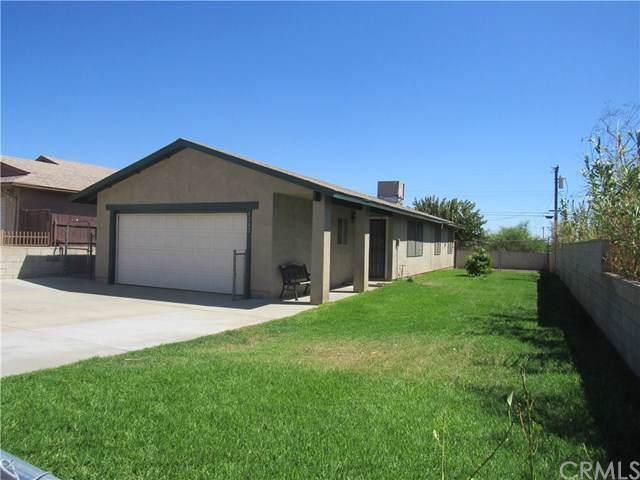 1282 N Blanchard Street, Banning, CA 92220 (#CV19224403) :: Allison James Estates and Homes