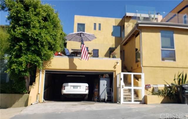 574 Mount Holyoke Avenue, Pacific Palisades, CA 90272 (#SR19224896) :: Allison James Estates and Homes