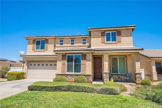 3047 Louise Avenue, Lancaster, CA 93536 (#SR19224992) :: Fred Sed Group