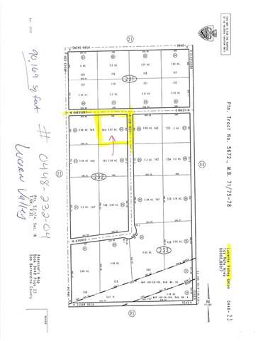 0 Barberry Street, Lucerne Valley, CA 92356 (#IV19225044) :: Fred Sed Group