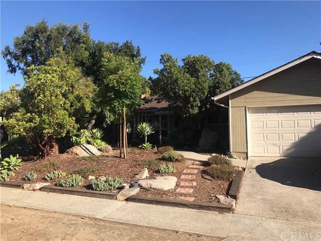 334 Highland Drive, San Luis Obispo, CA 93405 (#SP19225058) :: Allison James Estates and Homes