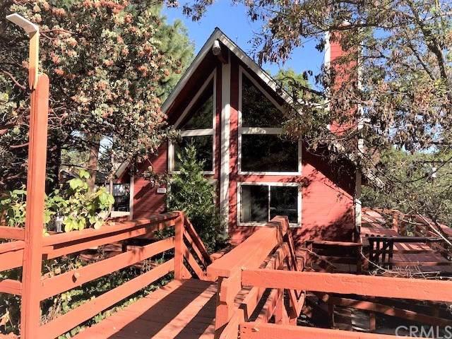 27064 Overlook Lane, Lake Arrowhead, CA 92352 (#EV19223997) :: Cal American Realty