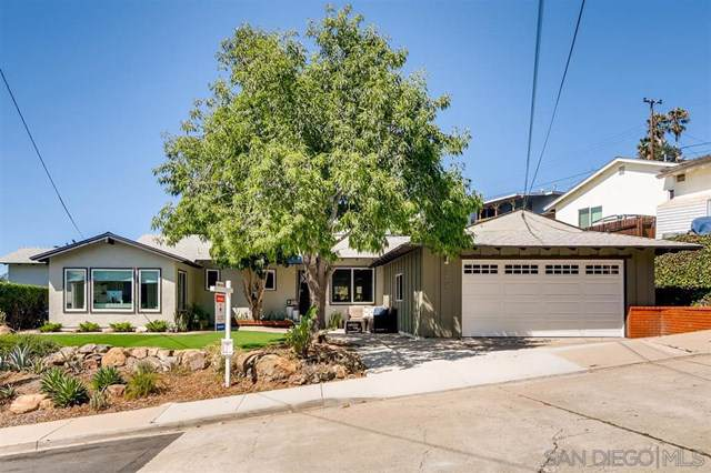 7956 Lava Ct, La Mesa, CA 91941 (#190052251) :: Bob Kelly Team