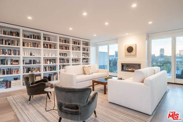 450 S Maple Drive #505, Beverly Hills, CA 90212 (#19512902) :: A|G Amaya Group Real Estate