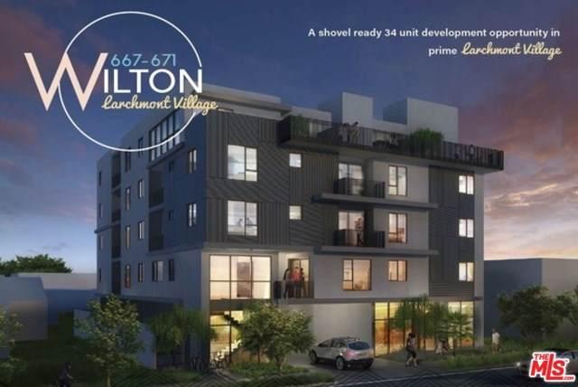 667 N Wilton Place, Los Angeles (City), CA 90004 (#19513172) :: Allison James Estates and Homes