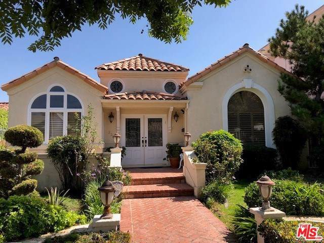 336 S Swall Drive, Beverly Hills, CA 90211 (#19513136) :: A|G Amaya Group Real Estate