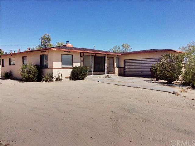 73456 Sunnyvale Drive, 29 Palms, CA 92277 (#JT19215846) :: Steele Canyon Realty