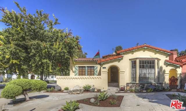 4102 S Norton Avenue, Los Angeles (City), CA 90008 (#19513106) :: RE/MAX Empire Properties