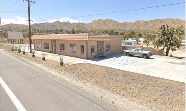 54934 Twentynine Palms, Yucca Valley, CA 92284 (#JT19223054) :: RE/MAX Masters