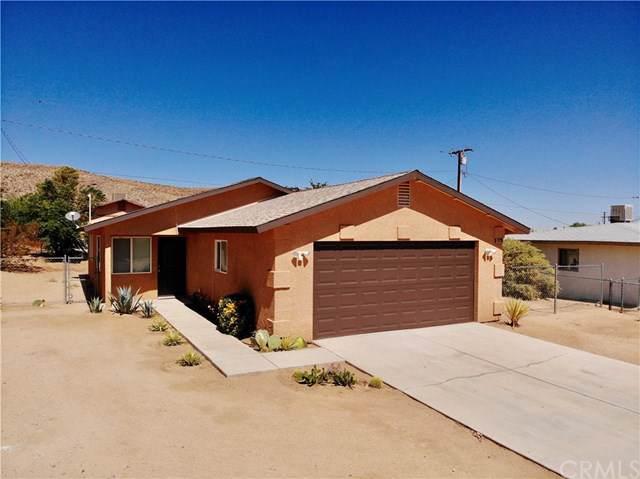61726 Petunia Drive, Joshua Tree, CA 92252 (#JT19225201) :: Steele Canyon Realty