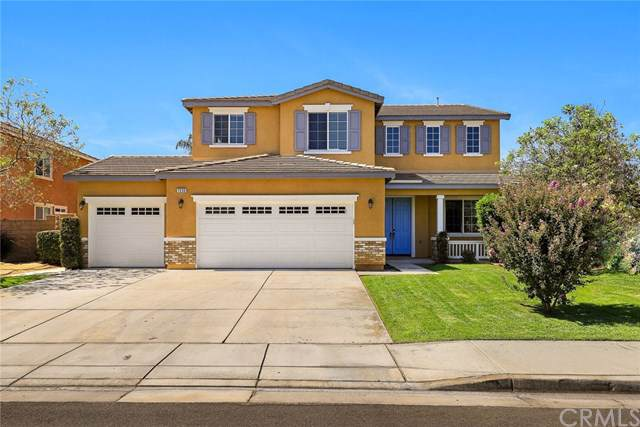 7239 Terp Court, Eastvale, CA 92880 (#WS19225290) :: Team Tami
