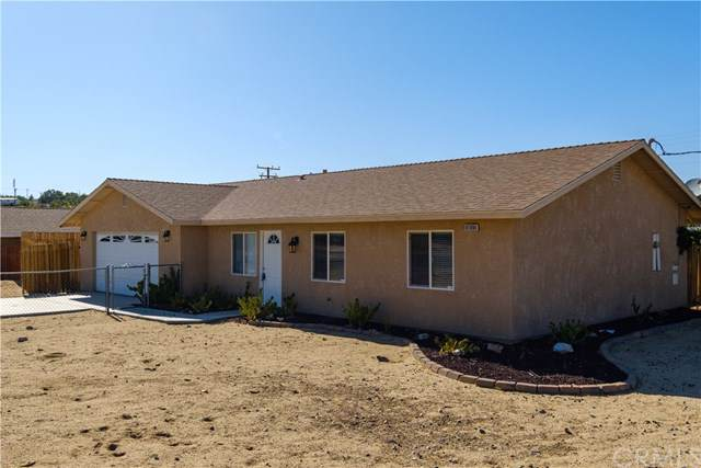 61894 Valley View Circle, Joshua Tree, CA 92252 (#JT19222408) :: RE/MAX Masters