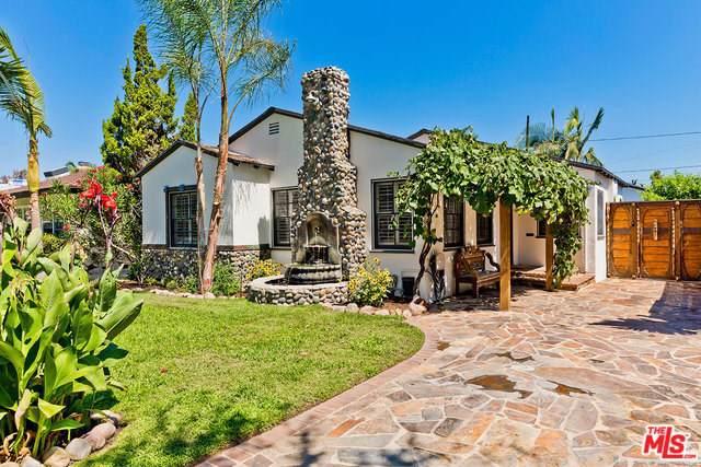 4940 Arcola Avenue, Toluca Lake, CA 91601 (#19513282) :: The Brad Korb Real Estate Group