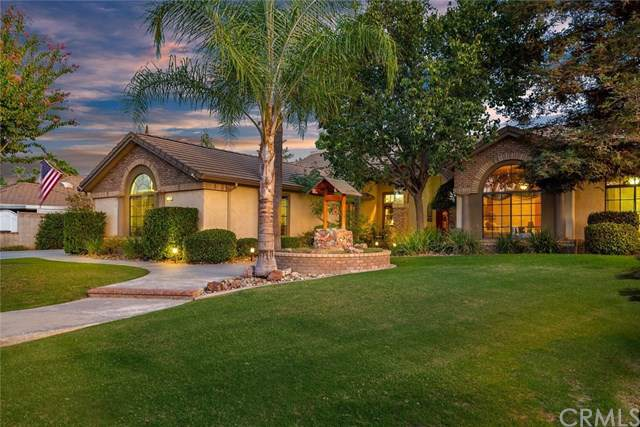 13101 Queen Palm Court, Bakersfield, CA 93314 (#SW19224933) :: Fred Sed Group