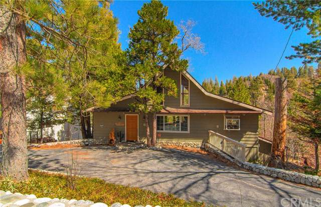 201 Fairway Drive, Lake Arrowhead, CA 92352 (#EV19225407) :: Cal American Realty