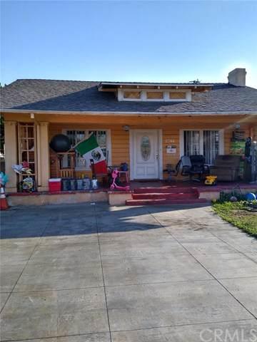 2744 California Street, Huntington Park, CA 90255 (#DW19224235) :: California Realty Experts