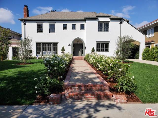 311 S Lucerne Boulevard, Los Angeles (City), CA 90020 (#19513302) :: Allison James Estates and Homes