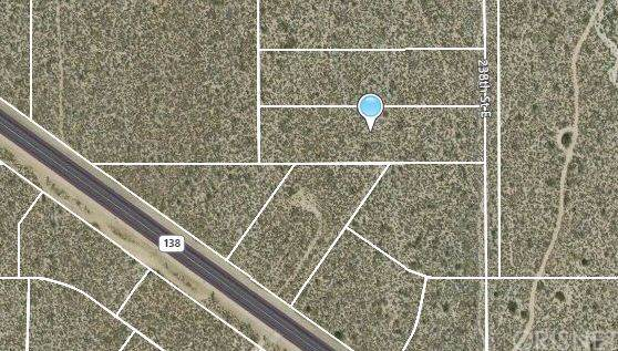 0 Vac/238 Ste Drt /Vic Avenue X2, Llano, CA 93544 (#SR19225525) :: The Houston Team | Compass