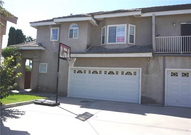 13442 Flower Street #14, Garden Grove, CA 92843 (#PW19211375) :: Team Tami
