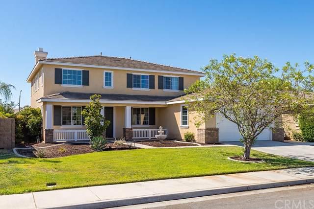 29185 Walker Point Lane, Menifee, CA 92585 (#SW19225581) :: Cal American Realty