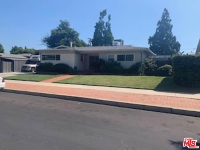 16706 Tulsa Street, Granada Hills, CA 91344 (#19513322) :: RE/MAX Empire Properties