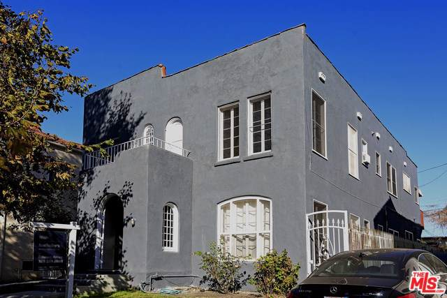 906 S Sycamore Avenue, Los Angeles (City), CA 90036 (#19513324) :: Allison James Estates and Homes