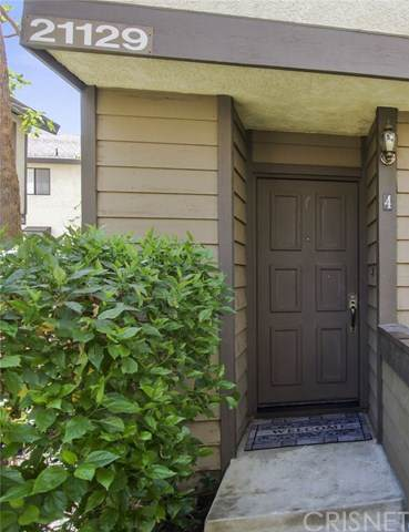 21129 Lassen Street #4, Chatsworth, CA 91311 (#SR19225572) :: Team Tami