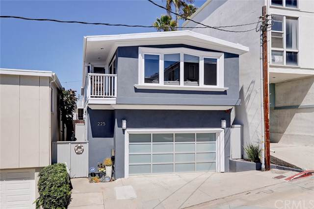 225 39th Street, Manhattan Beach, CA 90266 (#SB19225682) :: The Miller Group