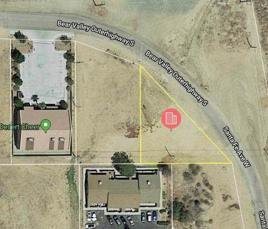 1 Outer Bear Valley Road, Hesperia, CA 92345 (#517914) :: Realty ONE Group Empire