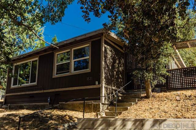 1831 Whispering Pines Dr, Julian, CA 92036 (#190052435) :: Heller The Home Seller