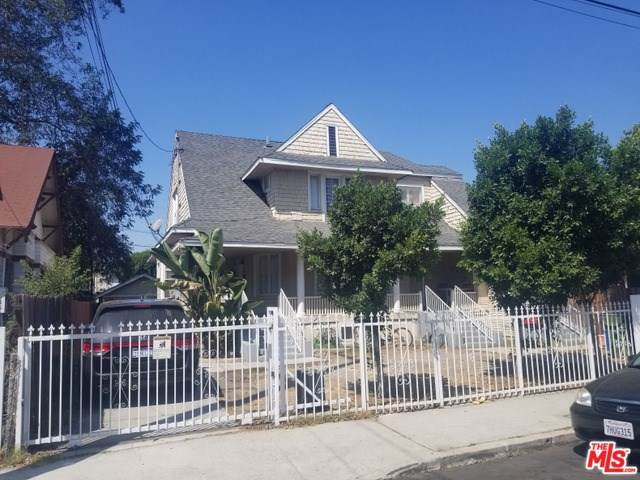 2121 Portland Street, Los Angeles (City), CA 90007 (#19513016) :: A|G Amaya Group Real Estate
