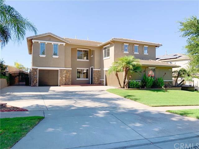 1447 Pinewood Drive, Corona, CA 92881 (#TR19225467) :: McKee Real Estate Group Powered By Realty Masters & Associates