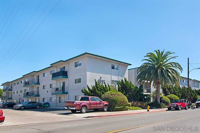 4885 Cole St #24, San Diego, CA 92117 (#190052441) :: Heller The Home Seller