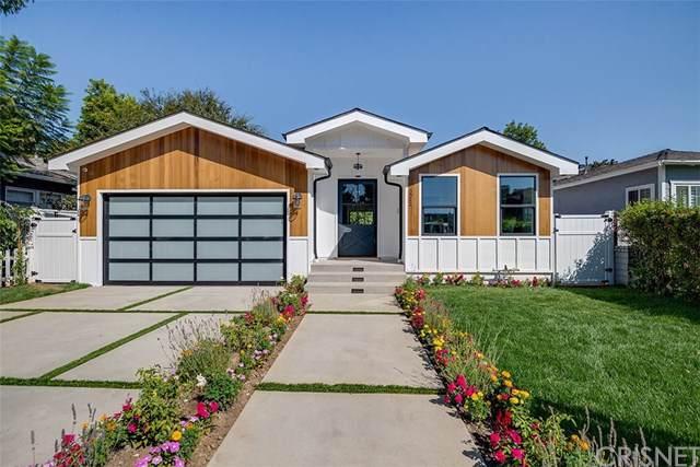 5522 Buffalo Avenue, Sherman Oaks, CA 91401 (#SR19225718) :: DSCVR Properties - Keller Williams