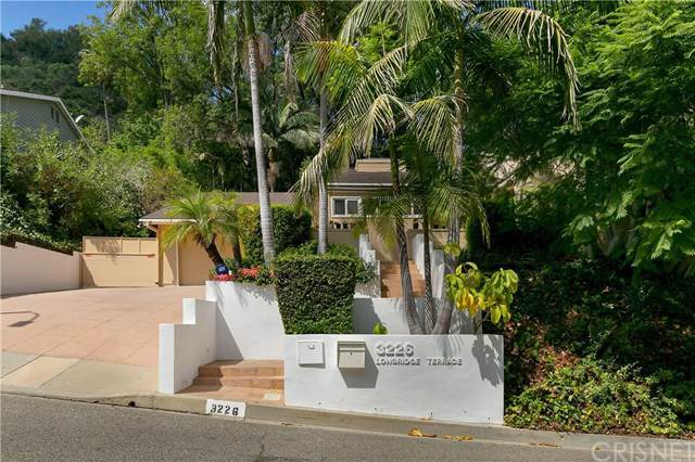 3226 Longridge Terrace, Sherman Oaks, CA 91423 (#SR19225829) :: Veléz & Associates