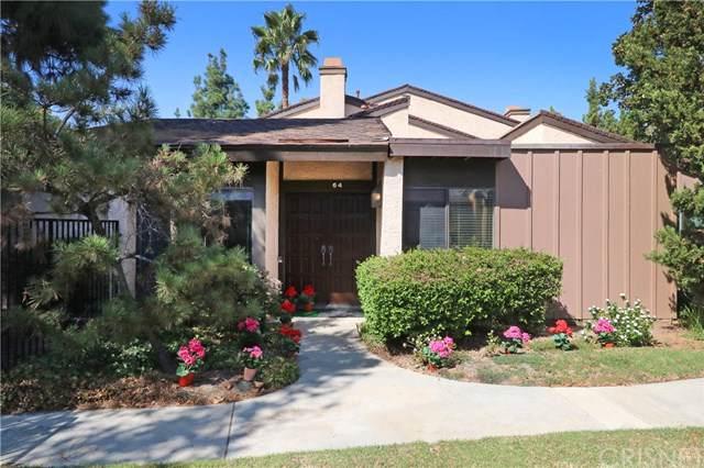 20044 Community Street #64, Winnetka, CA 91306 (#SR19225767) :: The Miller Group