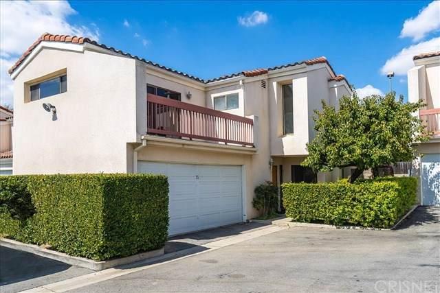10022 Reseda Boulevard #15, Northridge, CA 91324 (#SR19225445) :: The Miller Group