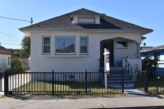 475 Hale Avenue, Oakland, CA 94603 (#ML81769636) :: Better Living SoCal